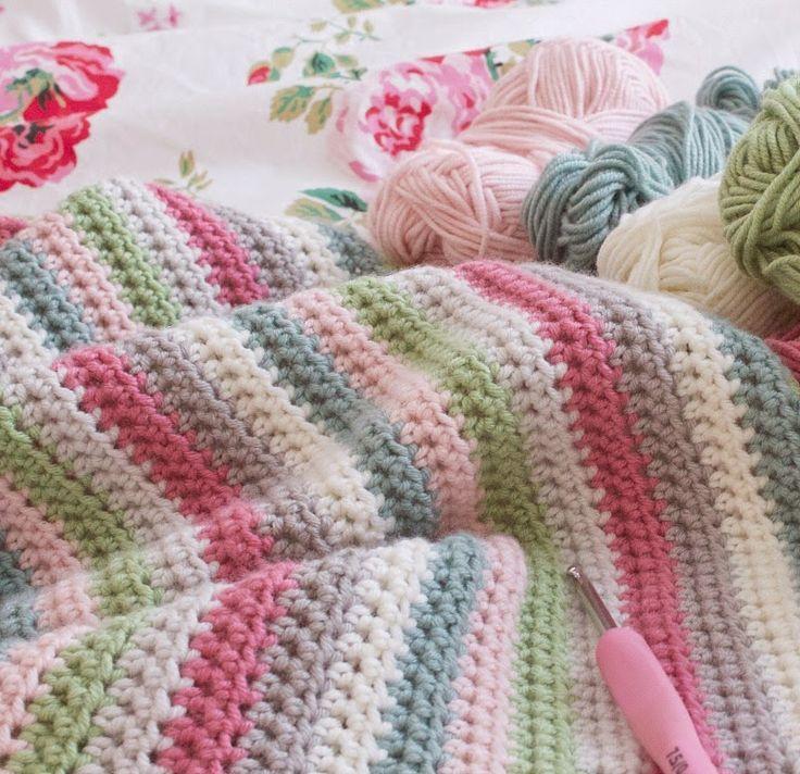 Pink Milk: Crochet