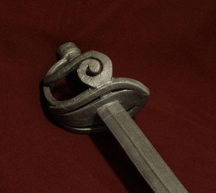 1775 british officer's saber - LAPR remake
