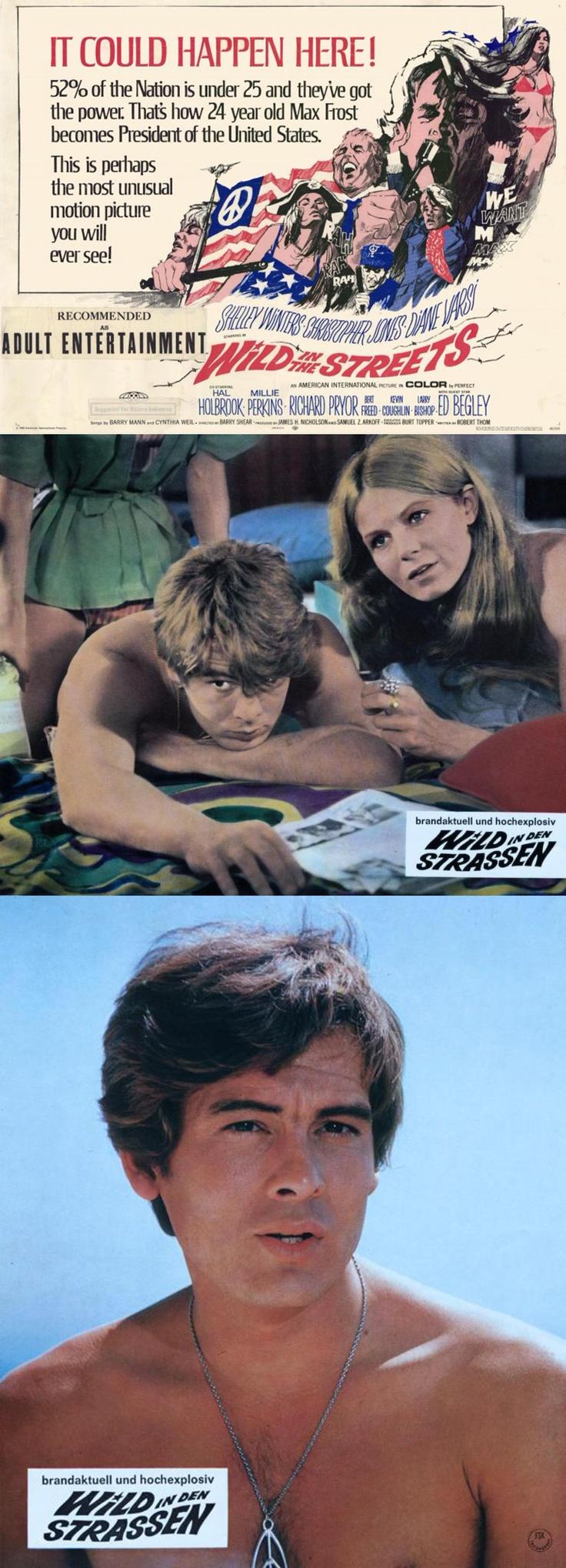 Christopher Jones in Wild in the Streets (1968)