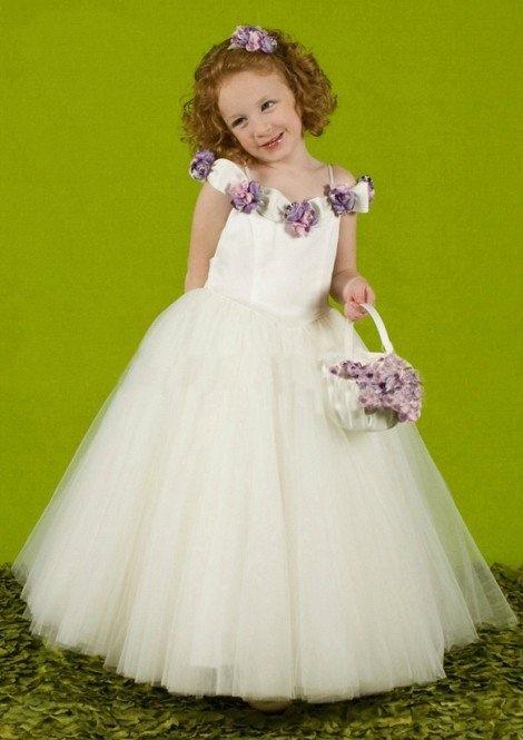 New Girl Sleeveless Princess Frocks Ball Gown 2 15t Child