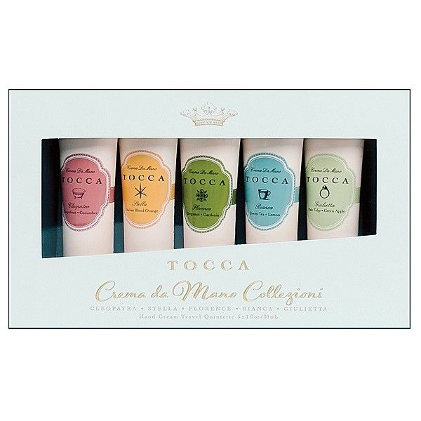 Tocca - Hand Cream Gift Set (Crema da Mano Collezioni)