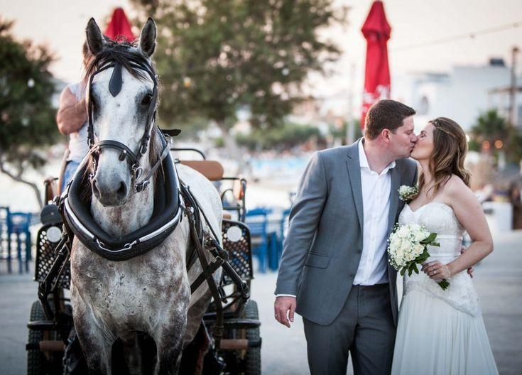 Island Wedding in Greece. Naxos Weddings.