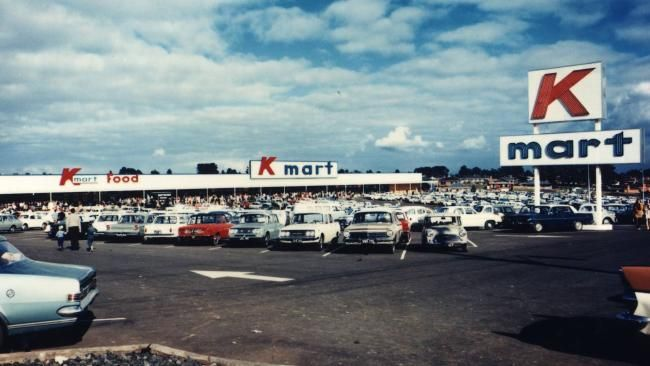 The first Kmart was opened in Burwood East back in 1969 | Herald Sun