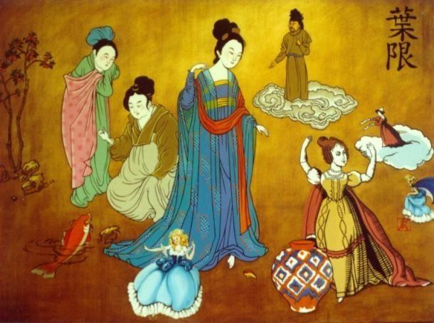 Cuentos: Antes de que existiera la Cenicienta, existió Ye Xian. La Cenicienta es, sin lugar a dudas, uno de los cuentos de hadas más leídos y mejor conocidos, y narra la vida de una joven obligada a la servidu