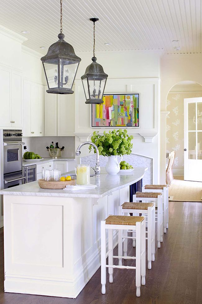 78 best Kitchens images on Pinterest Kitchen White kitchens and