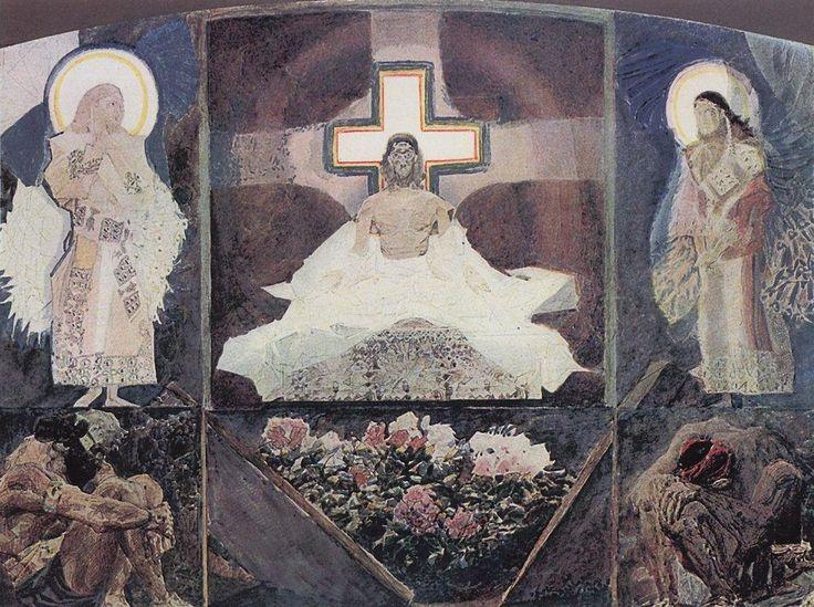 Мир Врубеля. Воскресение. 1887