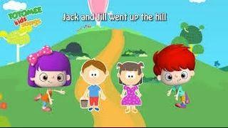 Jack and Jill from TOTOMEE. Watch it only on #BabyToonz. #totomee #nurseryrhymes #kidsrhymes #easyrhymes #jackandjill