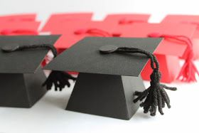 Looking for graduation gifts for the graduates in your life? These cute grad hats make wonderful gift ideas! Not just a box but a ca...