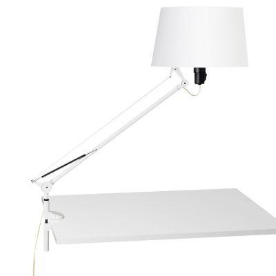 Lektor Clip-On Desk Lamp by Carpyen