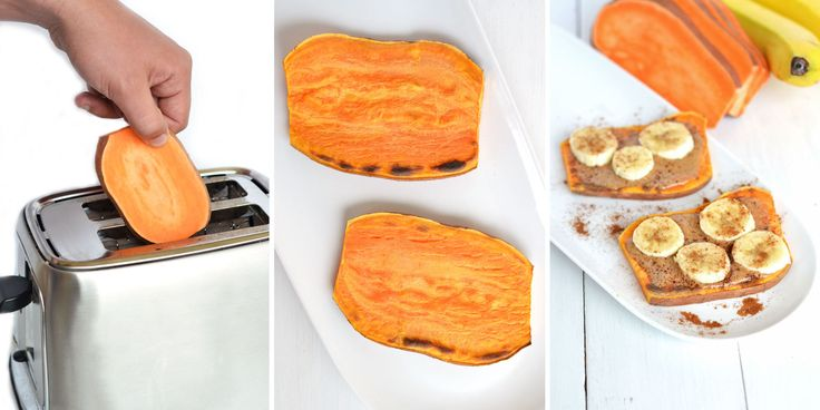 So Sweet Potato Toast Is a Thing Now