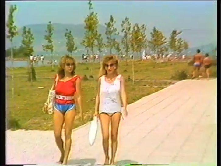 Balaton a 80-as években