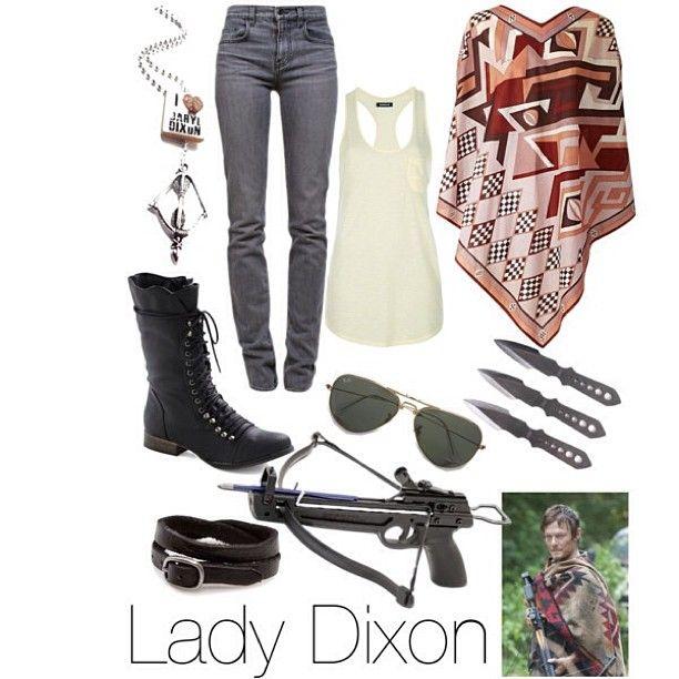 The Daryl Dixon - Photo by twdwardrobe
