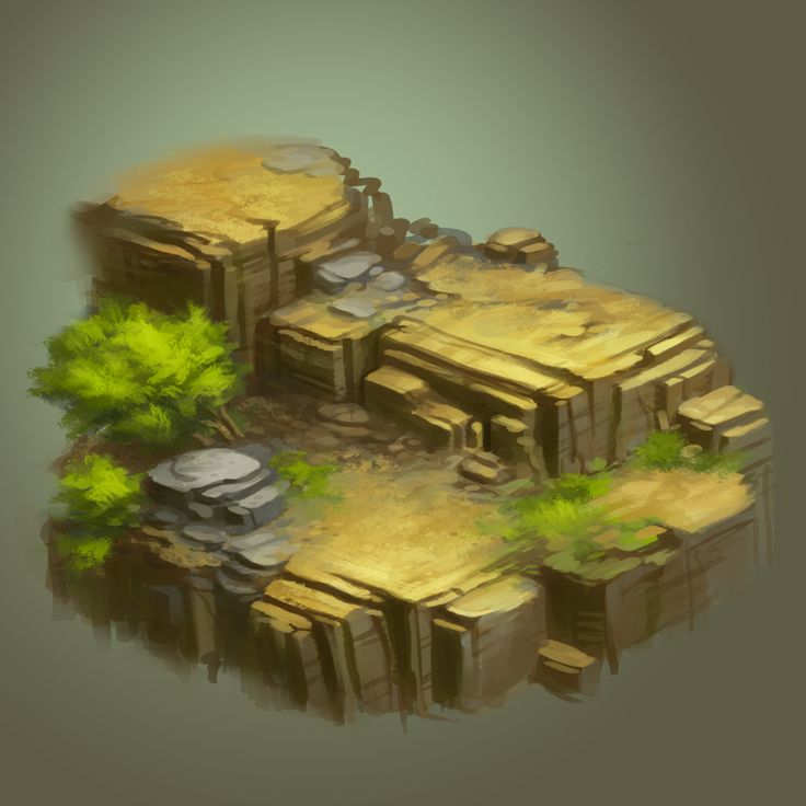 Desert Concept Sketch by ~st0ven on deviantART