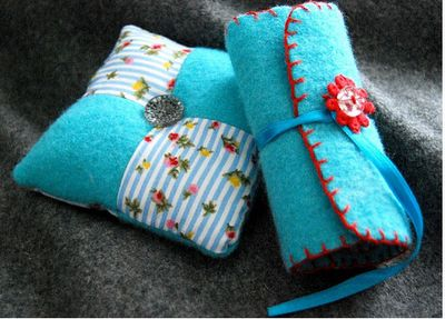 Heart Handmade UK: Felt Craft Inspiration