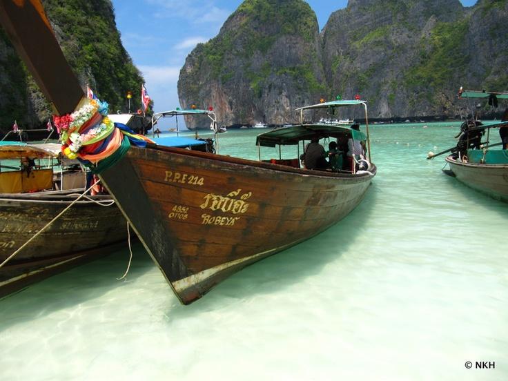 Thailand, Maya Bay