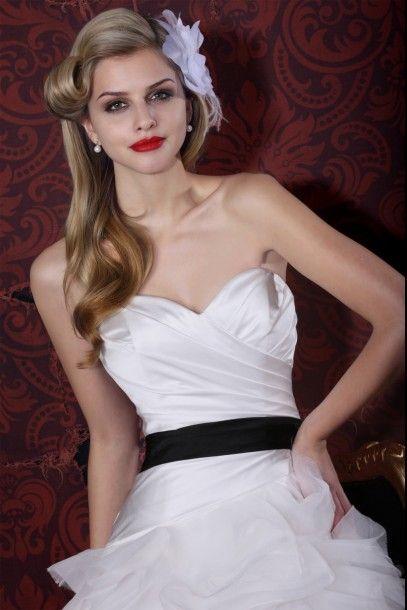 vintage bridesmaid hairstyles | Top 20 vintage wedding hairstyles | Plan Your Perfect Wedding | The UK ...