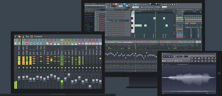 Fl studio 12 has everything you need to compose arrange