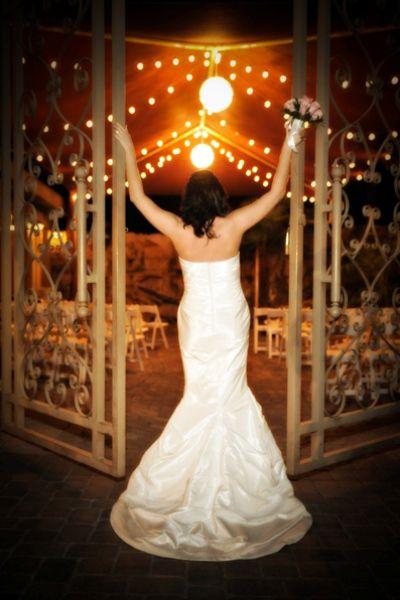 Rialto tower wedding