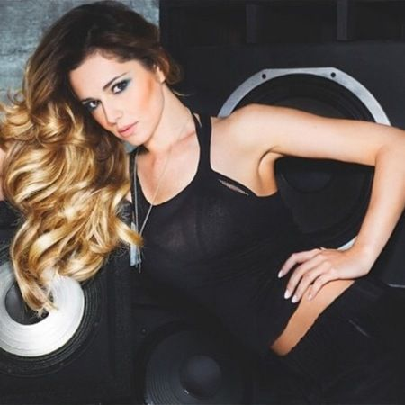 Cheryl Cole Explains Her Blonde Hair With L Oreal Advert Color In 2018 Pinterest And