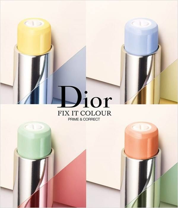 Dior Skyline Fall Collection 2016 - Prime and Color Correct Concealers {affiliate link}