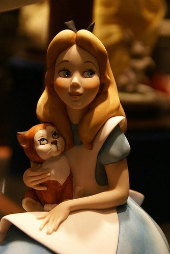17 best images about dinah  alice in wonderland on pinterest