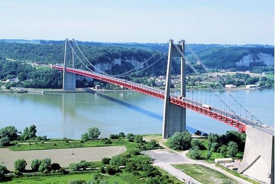 pont de tancarville -