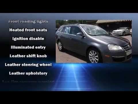 2009 Volkswagen Jetta TDI Wagon - For sale in Pensacola - YouTube