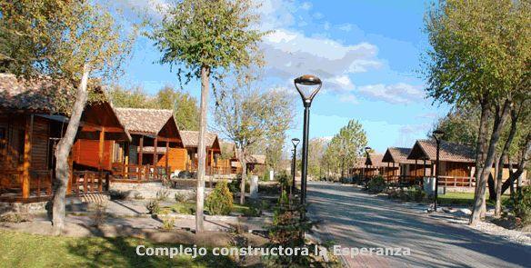 :: Viviendas La Esperanza :: Viviendas Prefabricadas, Casas Americanas, Viviendas Premium, Cabañas, Córdoba, Argentina.