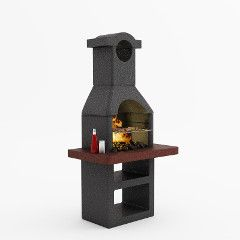 Buy Landmann Selarno Masonry BBQ at Guaranteed Cheapest Prices with Rapid Delivery available now at Greenfingers.com, the UK's #1 Online Garden Centre.