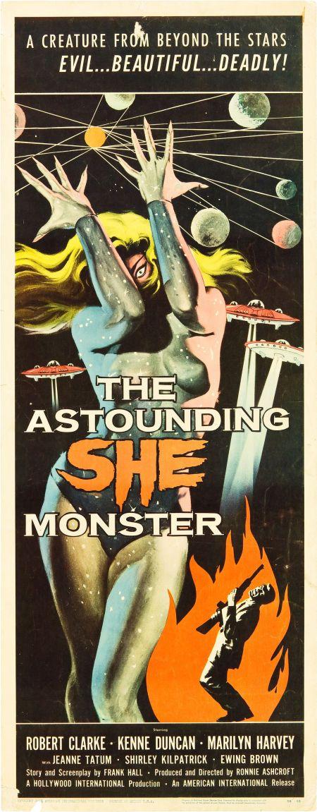 The Astounding SHE