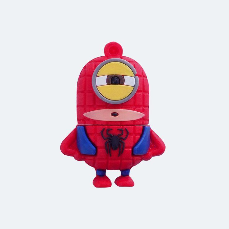 Minion Pókember Pendrive