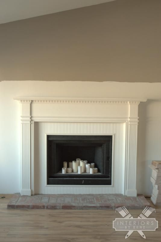 Best 25+ Brick hearth ideas on Pinterest | Country fireplace ...