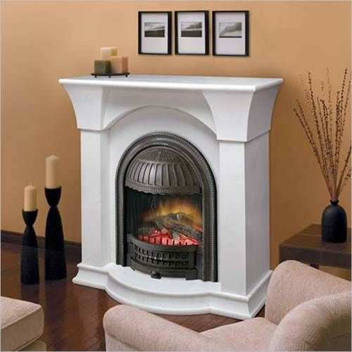 1000 Ideas About White Electric Fireplace On Pinterest