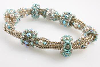 Slider Bead Bracelet Kit - Beads Gone Wild  - 3