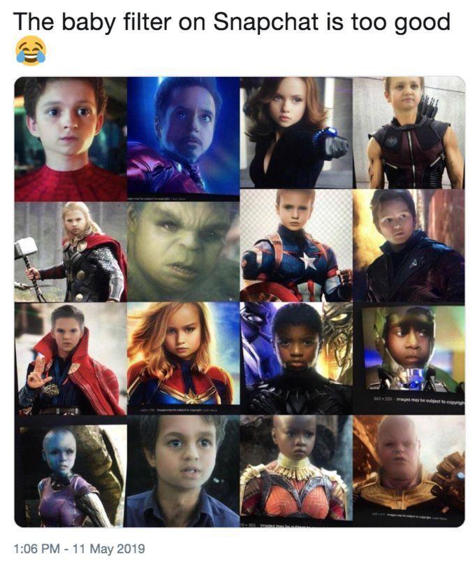 Snapchat & # 39; s New & # 39; Baby Felt