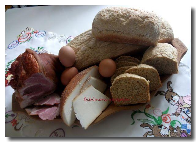 Bibimoni Receptjei: Kölessel- Sárgarépával készült kenyér, Húsvéti asz...