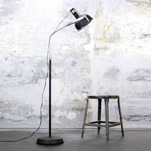 industrial floor lamp industrial floor lamps apartment ideas loft. Black Bedroom Furniture Sets. Home Design Ideas