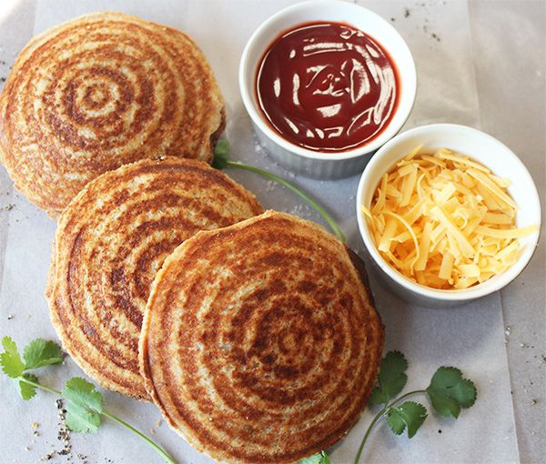Jaffels... Made with 2 slices of bread and a filling of choice!