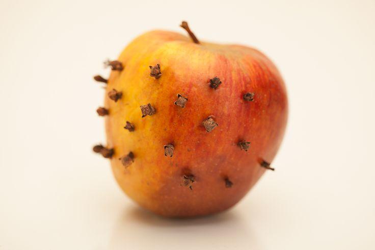 àppel met kruidnagel tegen vliegen ?