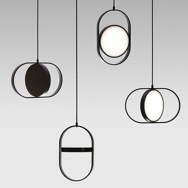 Kuu Pendant Light By Elina Ulvio Via Producture P Roduct