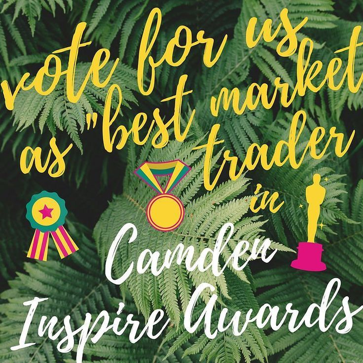 "Voting for the 2017 Camden Inspire Awards has now opened!  Please vote for us as ""best market trader"" - link in our bio  @camdentown_unlimited  # # # # # @kerbfood @camdenmarketldn  #camden #camdentown #camdenmarket #kerbcamden  #foodspiration #foodporn #foodies #foodstagram #foodpics #goodlover #foodie #instafoodie #igfood #foodgram #fdbloggers #vote #camdeninspire #camdeninspireaward #camdentownunlimited #camdenunlimited #competition"