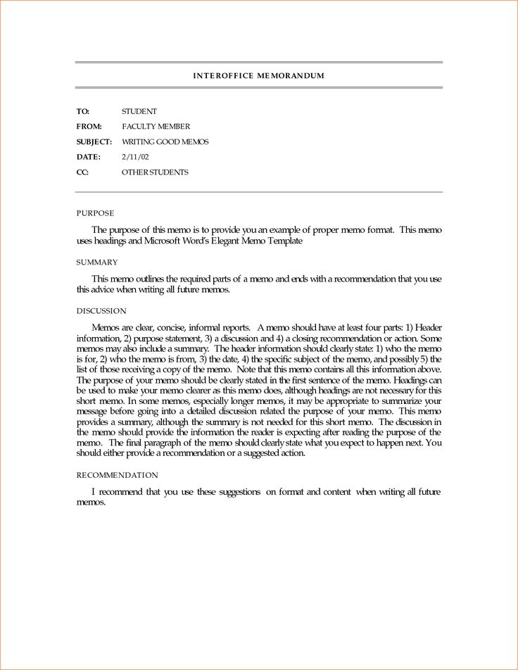 what is a interoffice memo - Minimfagency - office memo template