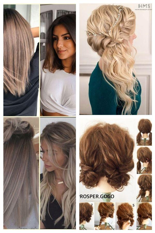 Lose Abschlussball Frisur Half Up Half Down Half Up Half Down Haare Abschlussball Frisuren Half Up Half Down Hair Graduation Hairstyles Half Up Half Down