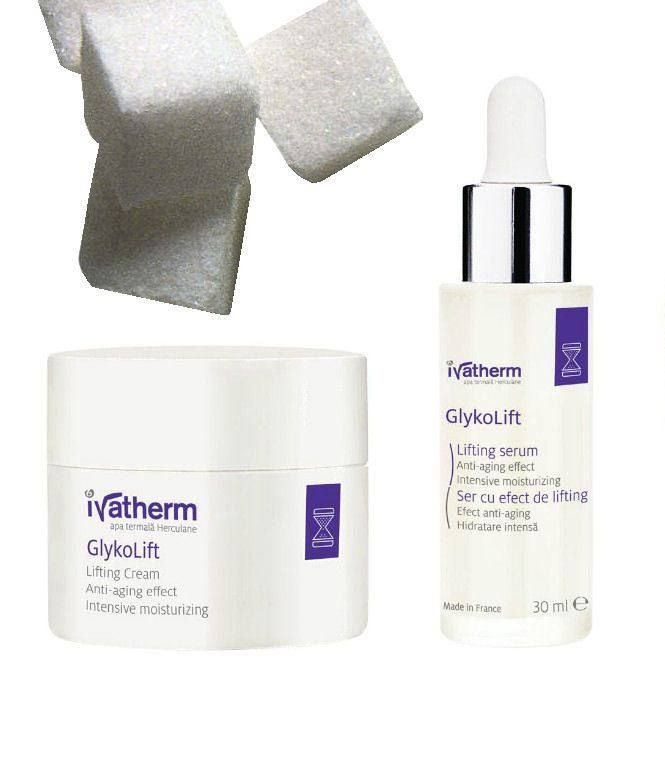 GlykoLift Anti-ageing cream & serum