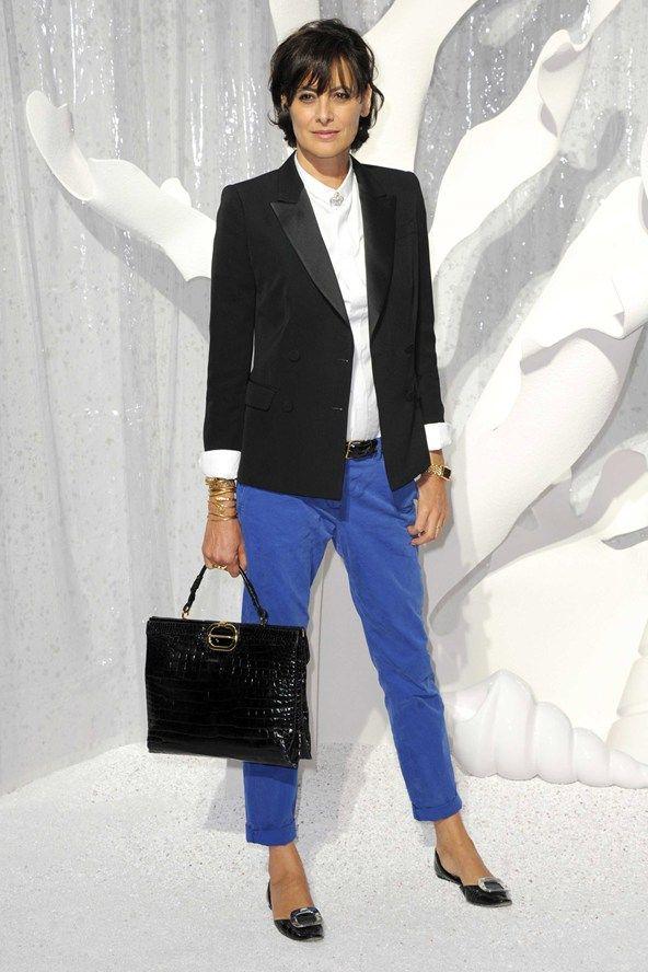 French Style Icons - Celebrity Fashion (Glamour.com UK)