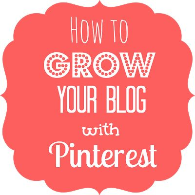 Rain on a Tin Roof: How to Grow Your Blog with Pinterest