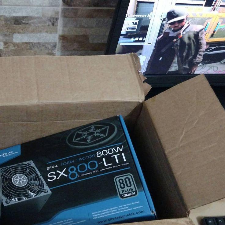 Power Supply Unboxing (PSU) Brand: SilverStone Technology Model: SX800-LTI SFX-L Certification: 80 Plus Titanium Type: Full …