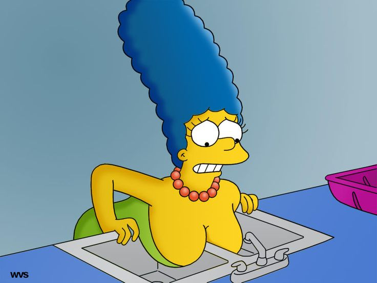 Snake and marge simpson naked