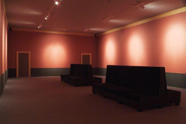 SculptureCenter Exhibition Events - Ilya and Emilia Kabakov: The Empty Museum