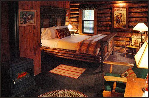 Spider Lake Lodge Bed & Breakfast on Spider Lake, Hayward, WI.